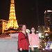 Lynette and Altynai in Las Vegas