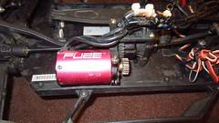 Losi TEN-SCTE RTR Dynamite Fuze DYN4950 Electric Brushless Motor Bearings Replacement