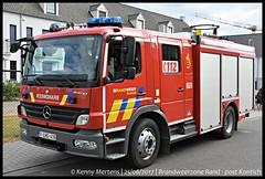 Brandweerzone Rand - post Kontich - Multifunctionele zware autopomp