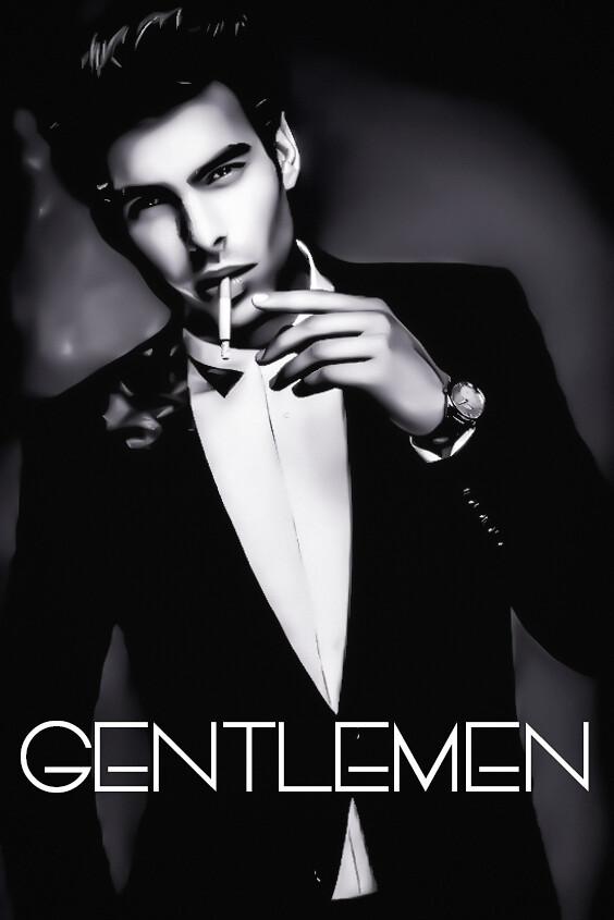 Gentlemen Designer - TeleportHub.com Live!