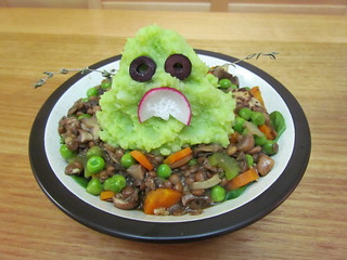 Monster Mash Shepherd's Pie
