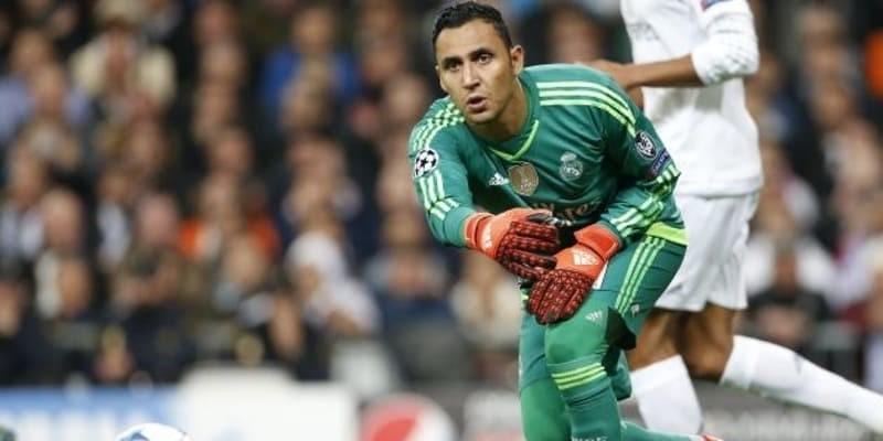 Keylor Navas Sang Kiper Real Madrid Diharuskan Absen Untuk Beberapa Pertandingan
