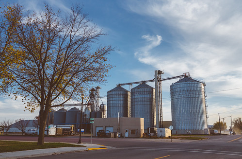cityoftracy minnesota tracy agricultural agriculture farm grainelevator smalltown unitedstates us