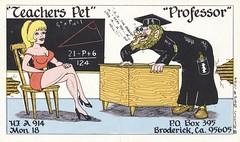 RB #1024 - Teachers Pet & Professor - Broderick, California