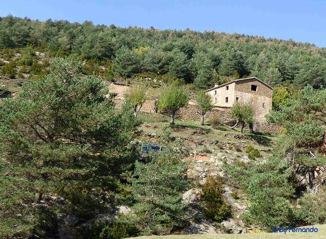 Solsonès 2017 - Exc 03 - Serra de Pratformiu -03- Serra de Miges -01- Plans de Pratformiu -05- Cal Gallina
