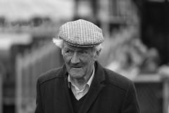 A man with a cap