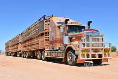 Tanami C509 Triple Road Train