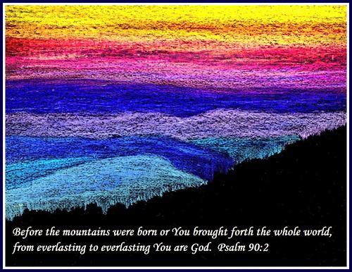Psalm 90 art