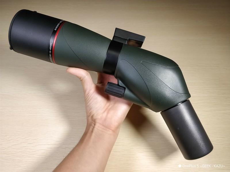 Eyeskey EK8345 望遠鏡 開封レビュー (29)