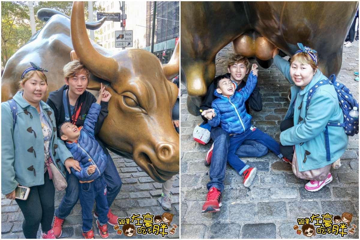 美國紐約小金牛