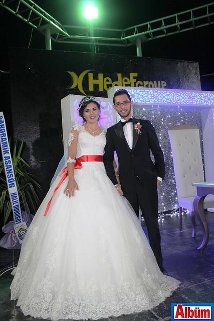 Alanya Su Yapı mağaza sorumlusu Semih Ekmekçibaşı ve Merve Pınar evlendi-11