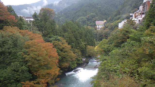Hikawa Gorge 「氷川渓谷」