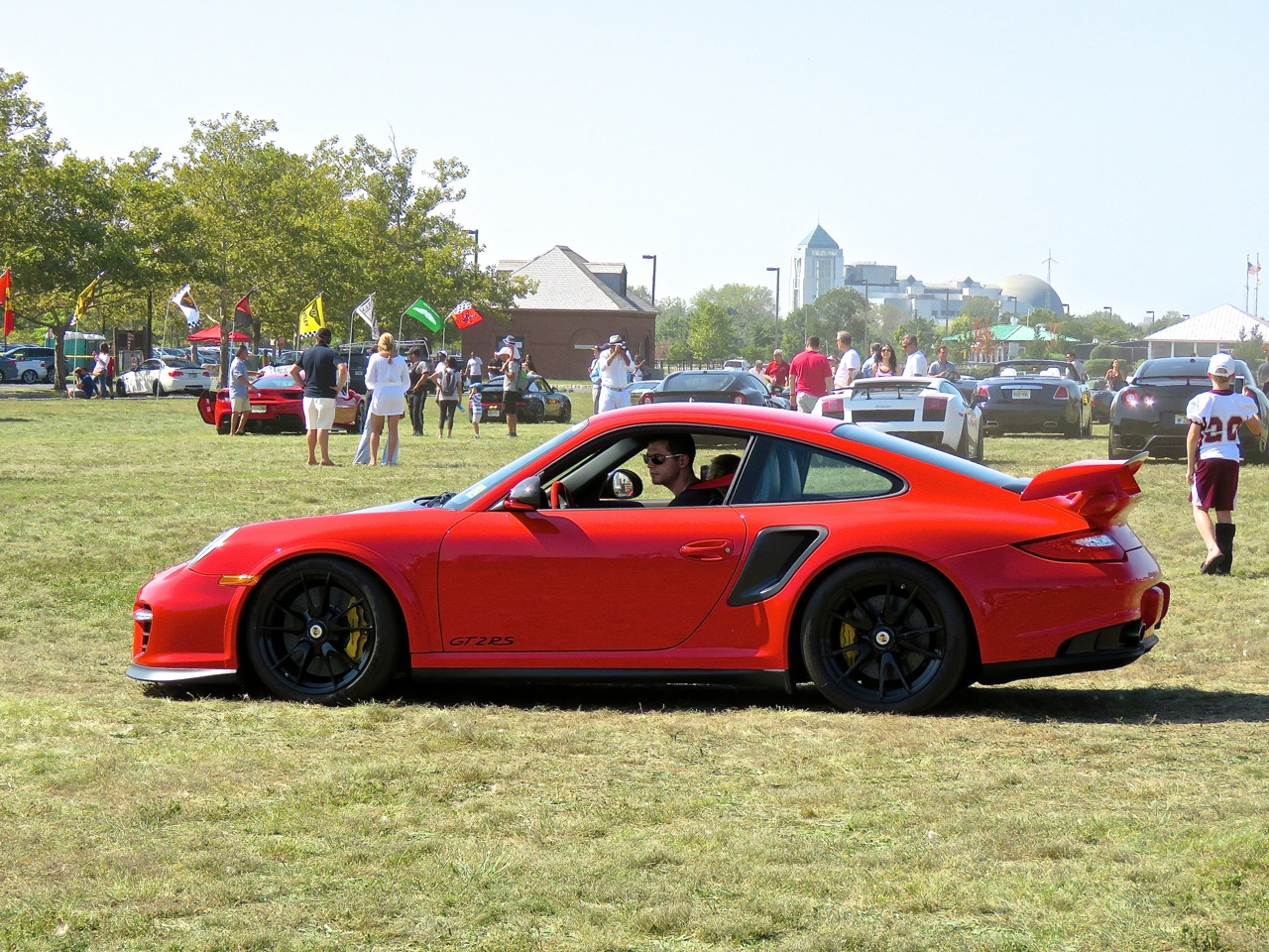 Porsche 997 GT2 RS NYC 8