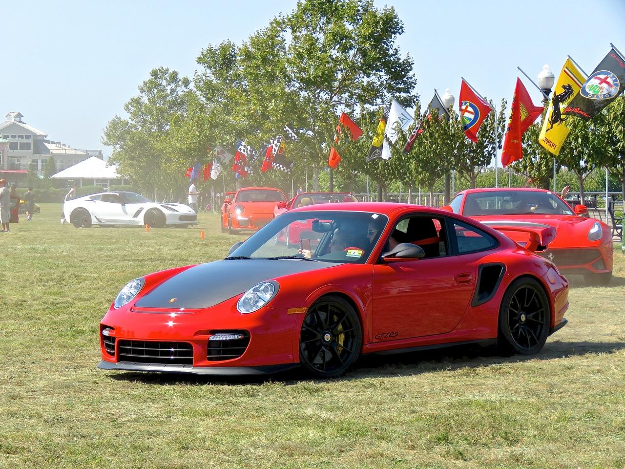 Porsche 997 GT2 RS NYC 7