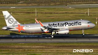 JetStar Pacific A320-232 msn 7922