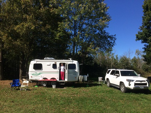 Brockville KOA camping
