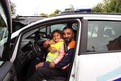 K1 en K2: strapdag- politie op bezoek