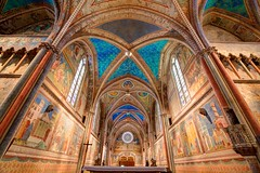 Shrine of st francis - Assisi, Italy