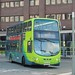 Arriva NW 7004 KX13AVK Liverpool ONE bus station 8 September 2017