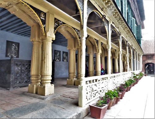 n-katmandou-durbar square-Palais (8)