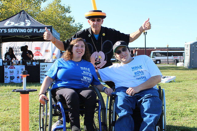 2017 Walk & Roll For Wishes (Jersey City)