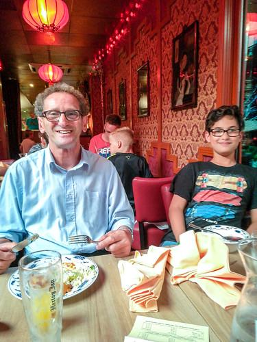 Chinesisches Essen in Hapert