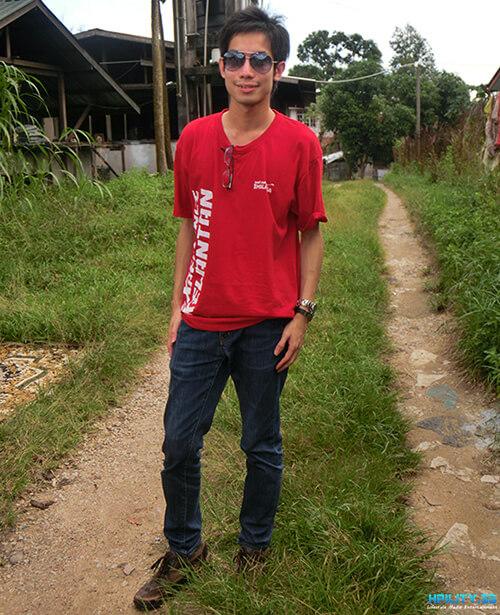 ootd in Malaysia