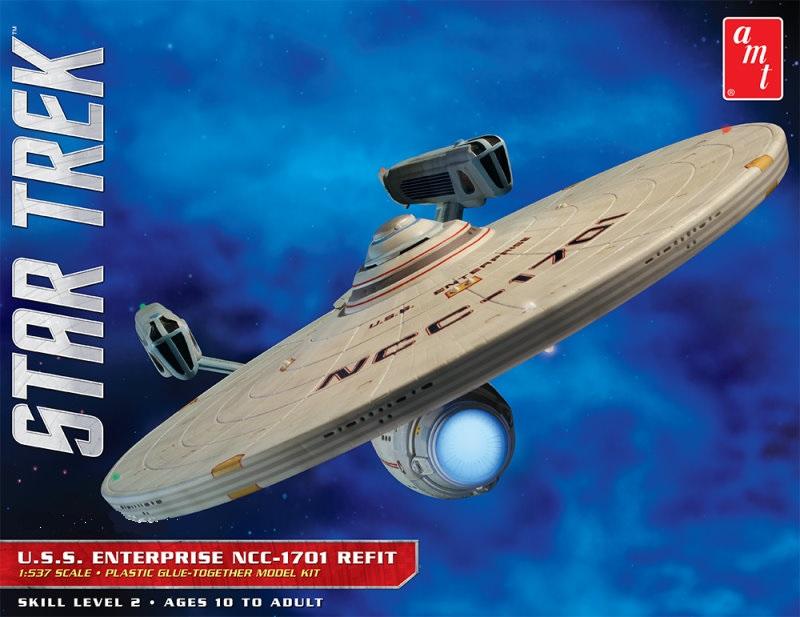 NCC 1701 AMT 1-537