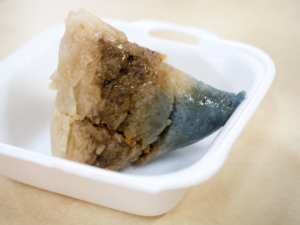 Nyonya style sambal bak chang (dumpling / zong zi)