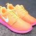 Trendy Ideas For Women's Sneakers : Nike Roshe Run WMNS-Bubblegum Sunset…