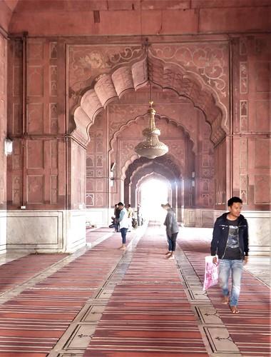delhi-Mosquée Jama (7)