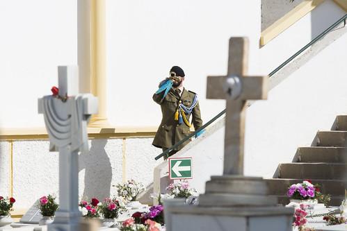 Homenaje a los Caídos