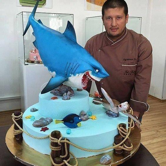 Amazing Cake by Renata Agzamova
