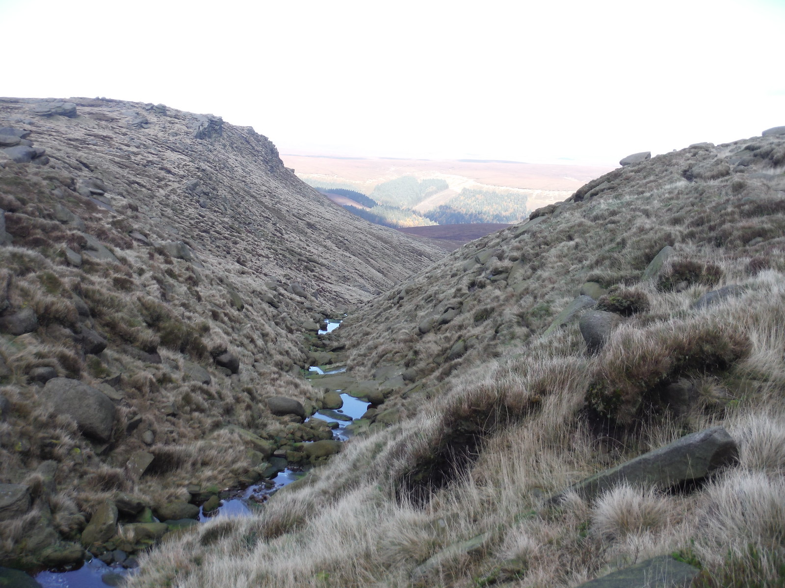 Fair Brook SWC Walk 304 - Kinder Scout Circuit (from Edale)