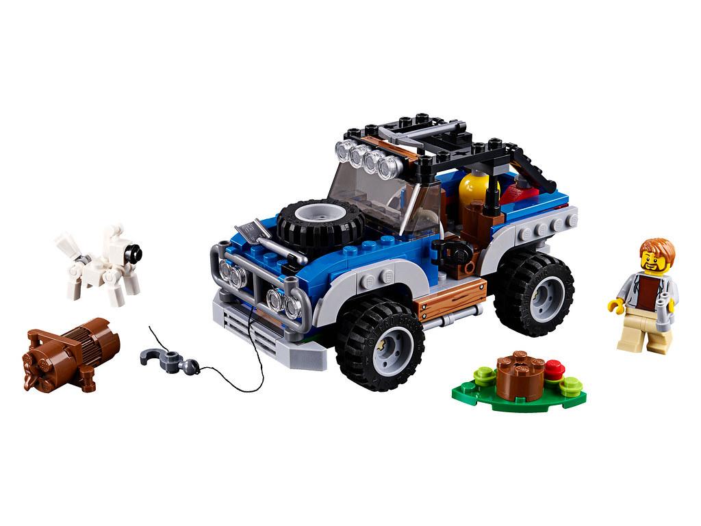 LEGO Creator 31075 - Outback Adventures