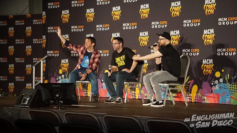 image - MCM London Comic Con (Winter 2017) 02