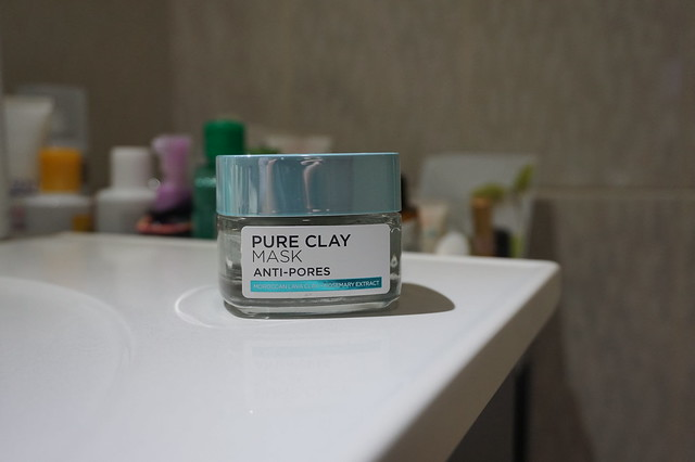 L'Oreal Paris Pure Clay Mask Anti-Pores Review