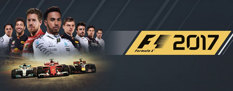 F1 2017 - Update Patch 1.10 Available