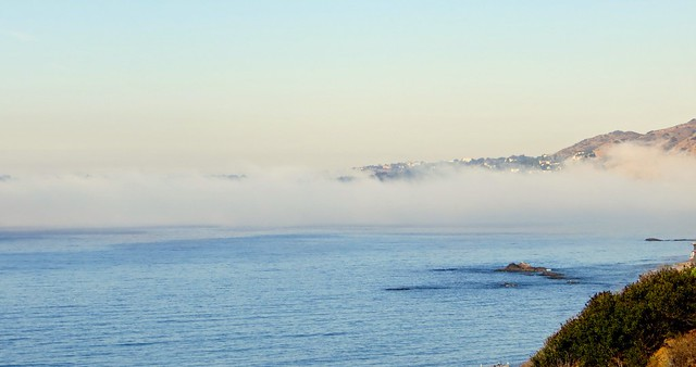 point dume fogged in