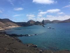 Isla Bartholome @Galapagos