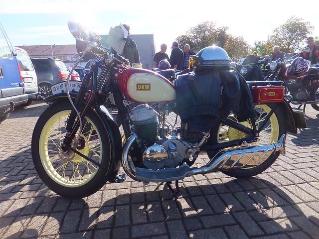 DKW Luxus 1929 500cc 2 Stroke