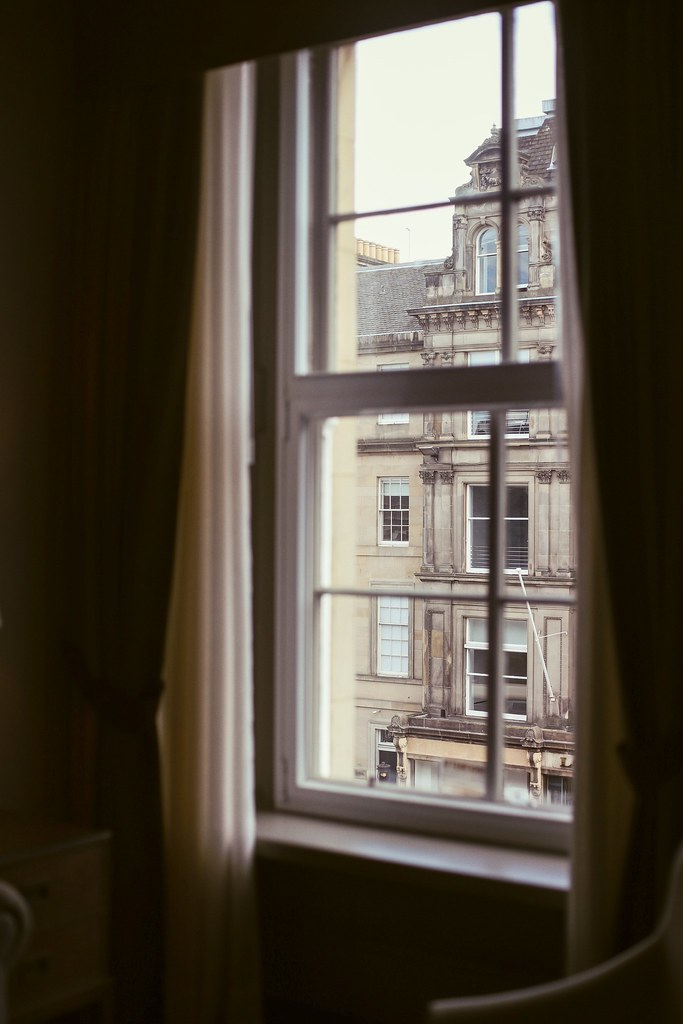 The Little Magpie The Principal Hotel Edinburgh Suite Review