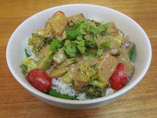 Flying Massaman Curry