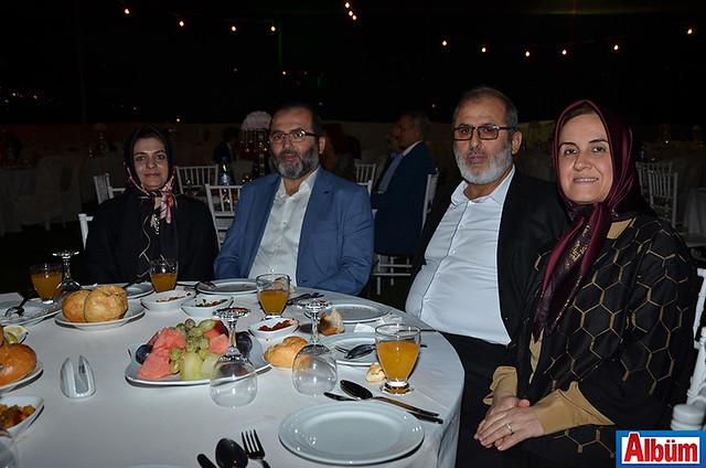 Şule Özkan, Hamit Özkan, Kemal Özkan, Sermin Özkan