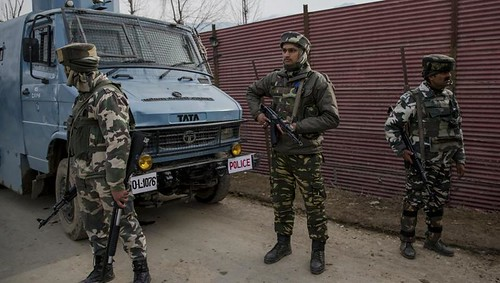 india army officer killed in kashmir
