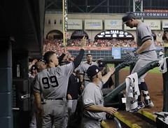 Yankees get 6th straight ALCS loss despite Tanaka, Judge