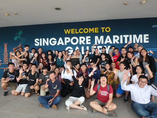 Singapore Celebrates our Shores Workshop, 14 Oct 2017