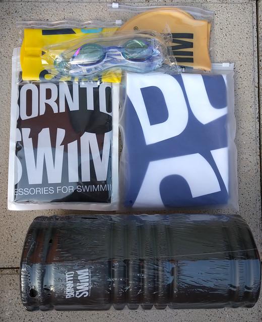 Born To Swim marca de accesorios para natación