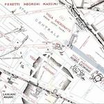 1893 Forma Urbis Romae plate 24 - ESQUILINUS, di R. Lanciani - https://www.flickr.com/people/35155107@N08/