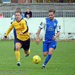 Barking FC v Mildenhall Town FC - Saturday October 14th 2017